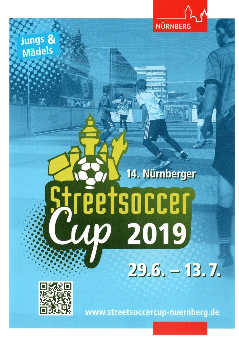 Streetsoccer-Cup 2019!
