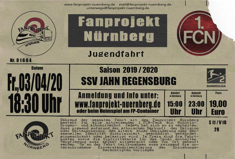 """""""Unterwegs"""" – Jugendfahrt nach Regensburg"""